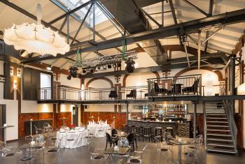 THE MIX 1: Location für stilvolle Hochzeitsfeiern