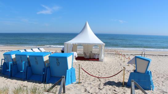 Standesamtliche Trauung an der Ostsee, Engel 07, Hochzeitsplaner Berlin