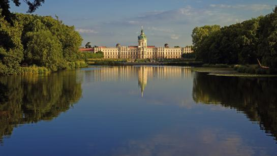 Schloss Charlottenburg mit der Hochzeitslocation Große Orangerie